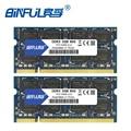 Binful 4 GB (2x2 GB) DDR2 PC2-5300 667 MHz PC2-6400 800 MHz 4 GB (Kit de 2,2X2 GB de doble canal) memoria Ram del ordenador portátil