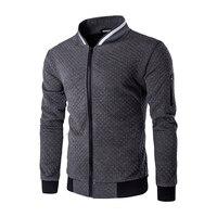 Men S Hoodies Zipper Design Mens Jacket Coat O Neck High Quality Mens Autumn Sweatshirt Brand