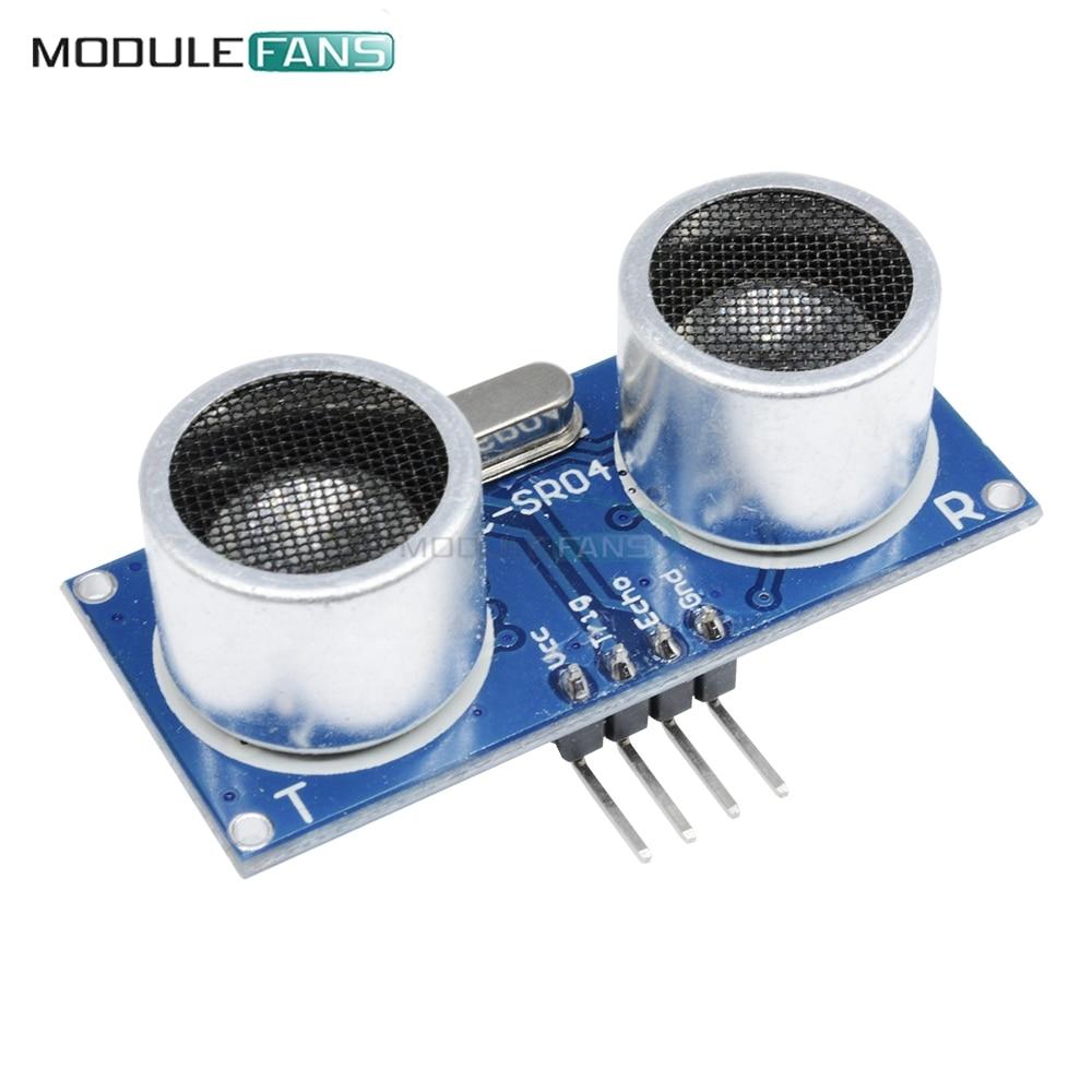 Ultrasonic Module HC-SR04 Distance Measuring Transducer Sensor for Arduino HCSR04 DC 5V IO Trigger Sensor Module HC SR04 Board