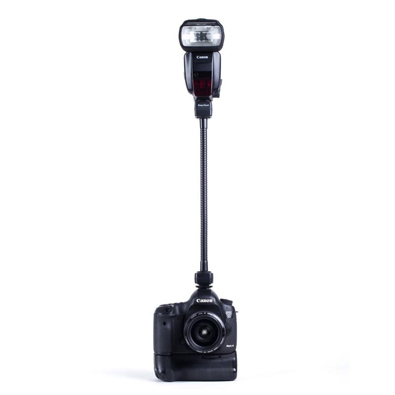 Easy Hood E-TTL Off Camera Shoe Cord with Safe Lock for Canon Nikon DSLR Camera Flash flexible arm 2m i ttl flash off camera cord cable for nikon dslr
