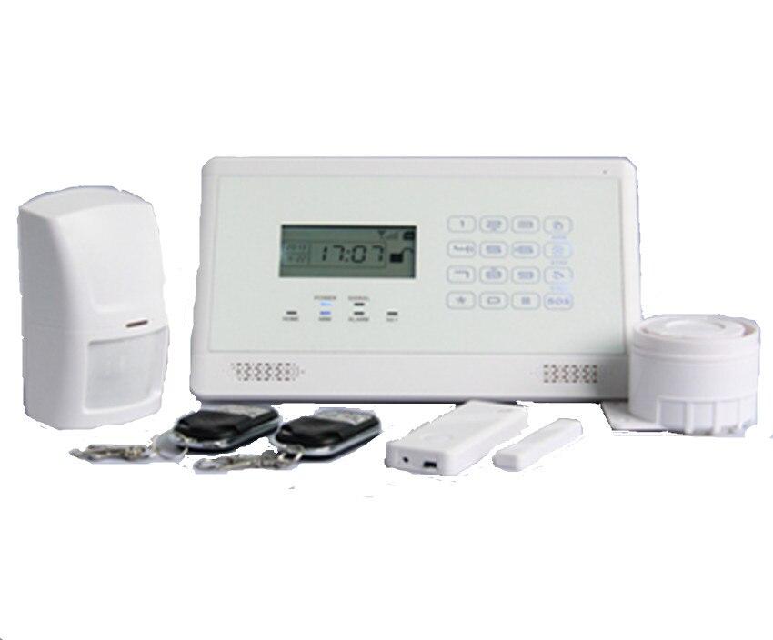 Unter Der Voraussetzung Noten-tastatur Gsm-alarmsystem Sabotagealarm Und Zwei Relais Switchs Geräte. üBerlegene Materialien