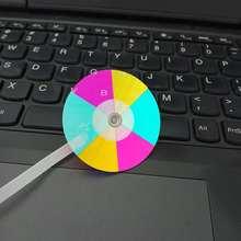 Rueda de Color del proyector para BENQ PE7700 48mm