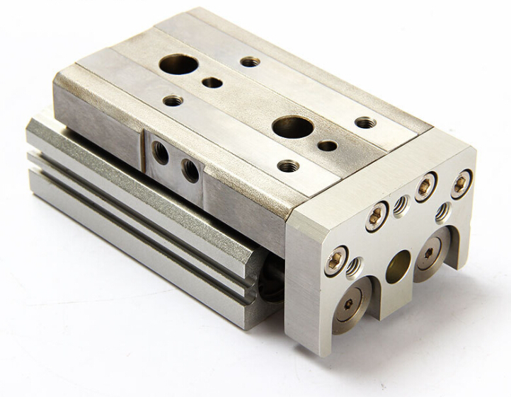 Bore size 20mm*10mm stroke MXQ Series air slide table CylinderBore size 20mm*10mm stroke MXQ Series air slide table Cylinder