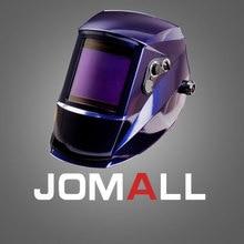 hot deal buy dark blue li battery solar auto darkening/shading electric welding mask/helmet for welding equipment and plasma cutter/machine