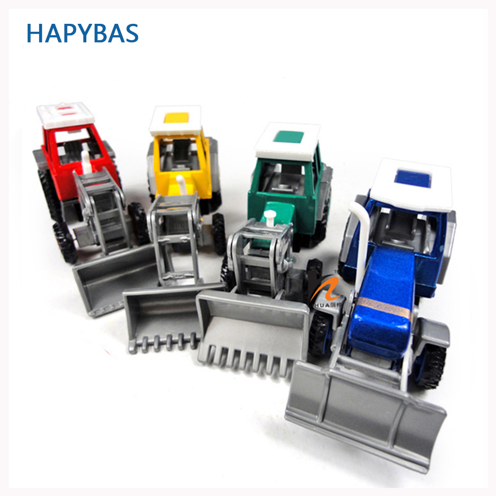 Promotion! Alloy Glide farmer engineering van car educational toys tractor scale models children's toy