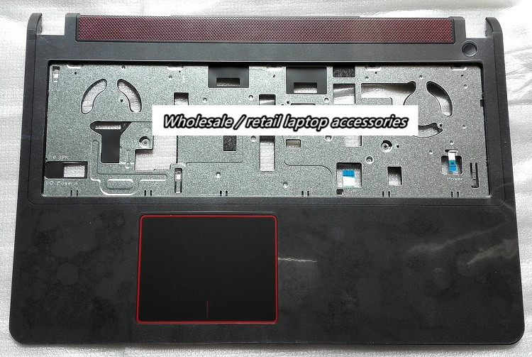 For <font><b>Dell</b></font> <font><b>Inspiron</b></font> <font><b>15</b></font> <font><b>7559</b></font> / 7557 Laptop Palmrest Touchpad Assembly - Y5WDT 0Y5WDT image