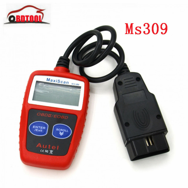 Autel MaxiScan MS309 CAN BUS OBD2 MS309 Code Reader Autel MS309 OBDII Code Reader Scanner