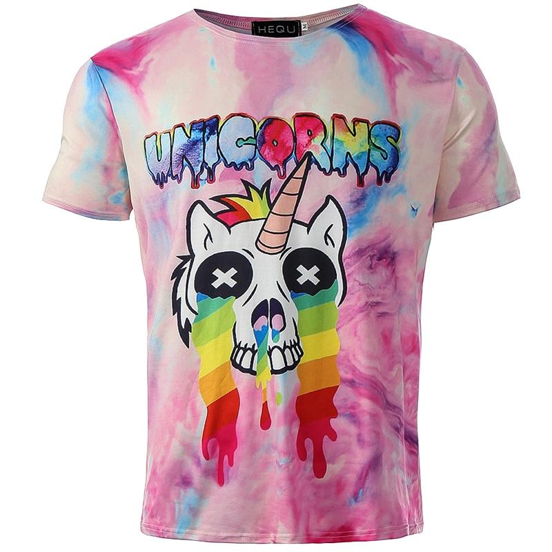 2018 Summer Fashion Dabbing Pug T-Shirt Los hombres más nuevos - Ropa de hombre