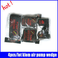 4pcs Lot 100 Original Klom Air Wedge Locksmith Tools Black Air Wedge Pump Wedge Professional Diagnostic