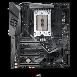 ROG STRIX X399 E do gier X399 płyta główna komputera płyta główna 8 * DIMM wsparcie 128GB 2 * M.2 USB 3.1 Gen 2 z światło rgb|Płyty główne|Komputer i biuro -
