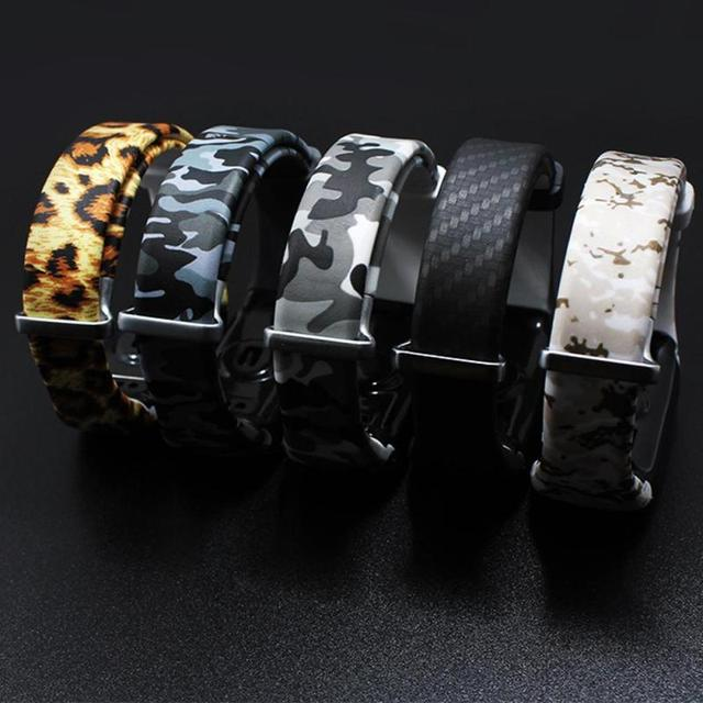 1pc Smart watches wristband  Bracelet Band LED Screen Waterproof Heart Rate Monitor Pedometer Camouflage Bluetooth swim hot H4