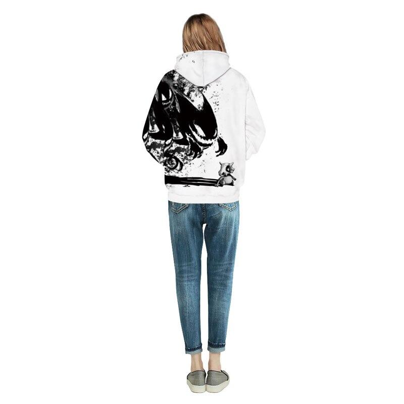 mr.1991inc new fashion sweatshirts men/women 3d hoodies print ink skulls and small dragon hooded hoodies thin pullovers Sweatshirts Men/Women 3d Hoodies Print Ink ghosts HTB105h4SpXXXXclXpXXq6xXFXXX4
