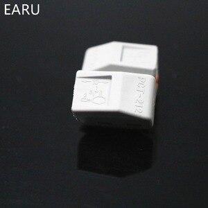 Image 4 - 2000pcs עבור רוסית 222 412 PCT 212 אוניברסלי קומפקטי חוט חיווט מחבר 2pin מנצח מסוף בלוק מנוף 0.08  2.5mm2