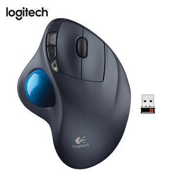 Logitech M570 Wireless Mouse with 2.4GHz 1000DPI Optical Trackball Ergonomic Mouse for Mouse Gamer for Windos 10/8/7 Mac OS - DISCOUNT ITEM  39% OFF All Category