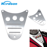 Nordson Motorcycle Dashboard Decoration Plaque Cover For Kawasaki Vulcan 1500 VN1500N VN1500T VN1500R Motorcycle Parts