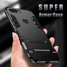 Armor Case For Oneplus 5 Luxury Shockproof Hybrid TPU Silicone Hard PC Cover For Oneplus 5T Oneplus 3T 6 T 7 Pro Case Phone Capa(China)