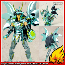 """100% BANDAI 타마시 국가 Saint Cloth Myth 액션 피규어 """"Saint Seiya"""" 의 Dragon Shiryu God Cloth"""