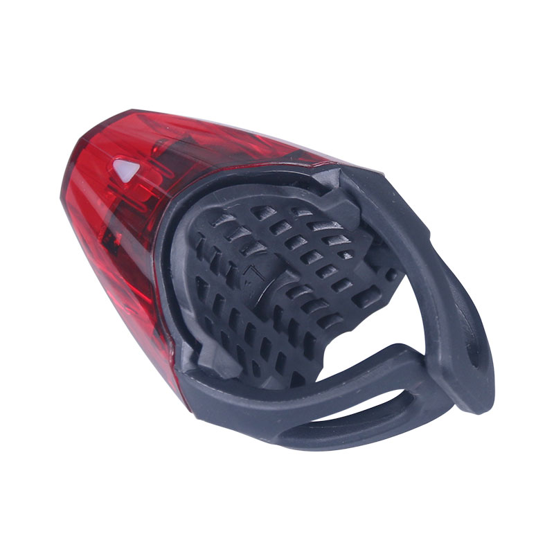 EASYDO Bicycle Rear Light Bike Tail LED Lamp USB Rechargeable Warning - Cycling - Photo 3
