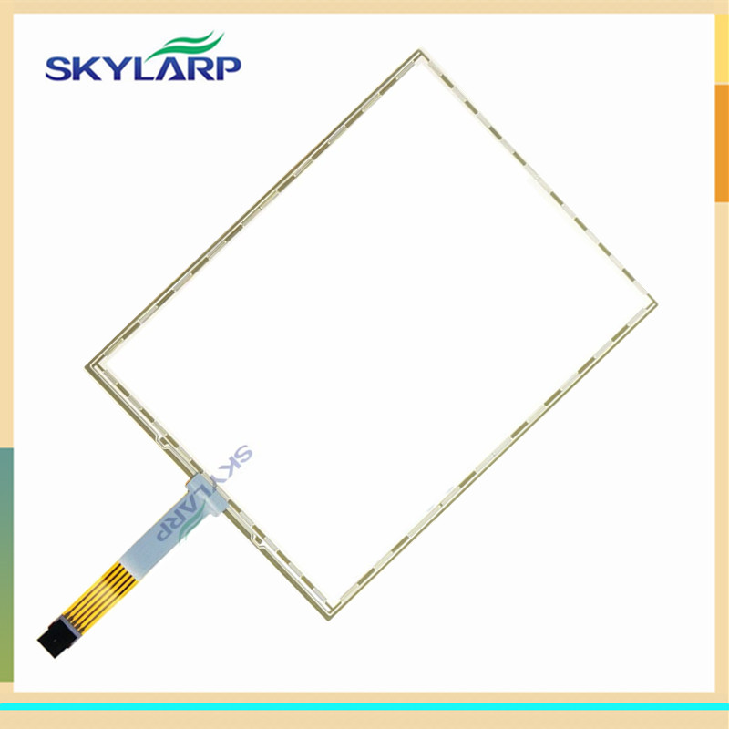 NEW 10.4 Inch 5 Wire Resistive Touch Screen Panel For A104SN03 Win 7 XP 229*174mm touch panel Glass Free shipping