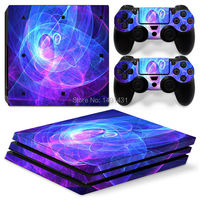 Beautiful Sky Vinyl Cover Decal For PS4 Pro Skin Sticker For Sony PlayStation 4 Pro Console