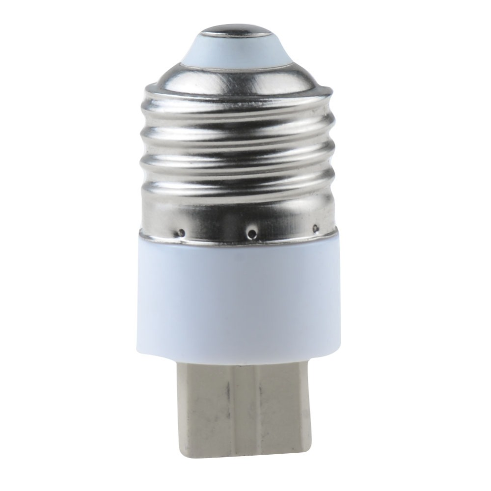 1Pcs New E27 to G9 LED Light Bulb Base Converter Socket Screw Adapter VED99 P0.4