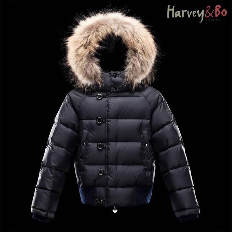 Aliexpress.com : Buy Boys winter thick down jackets Harvey&ampBo new