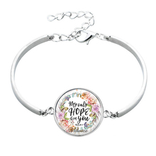 Christian Jewelry Bible Verse Bracelet