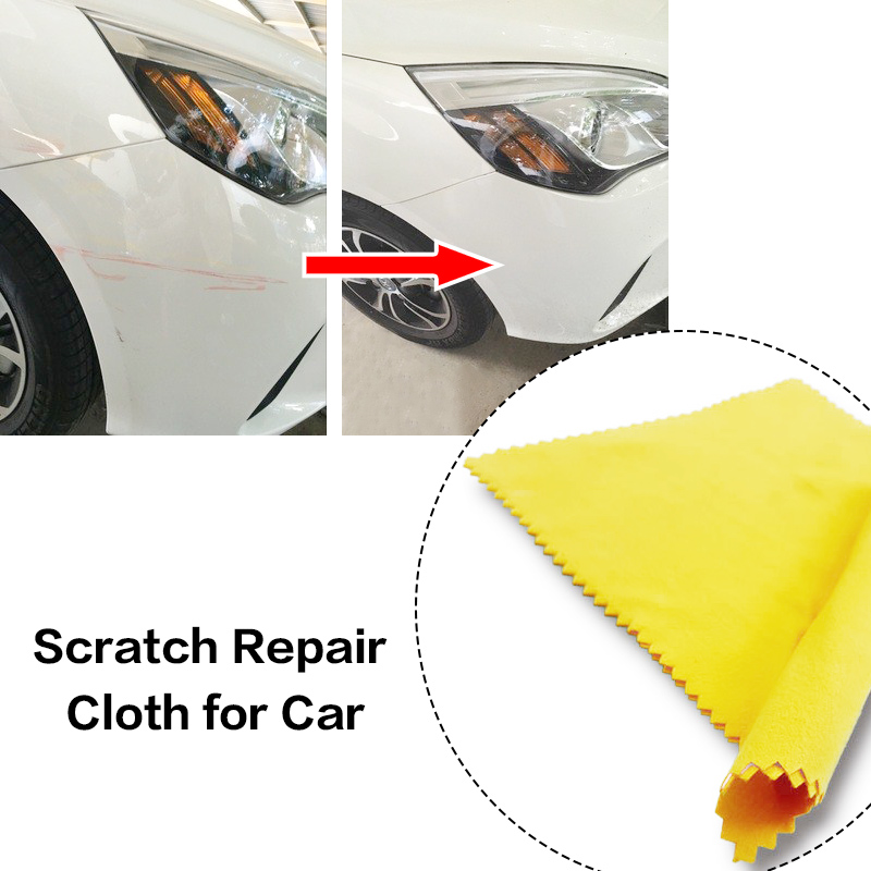 Fix Clear Car Scratch Polish Cloth for Car Light Paint