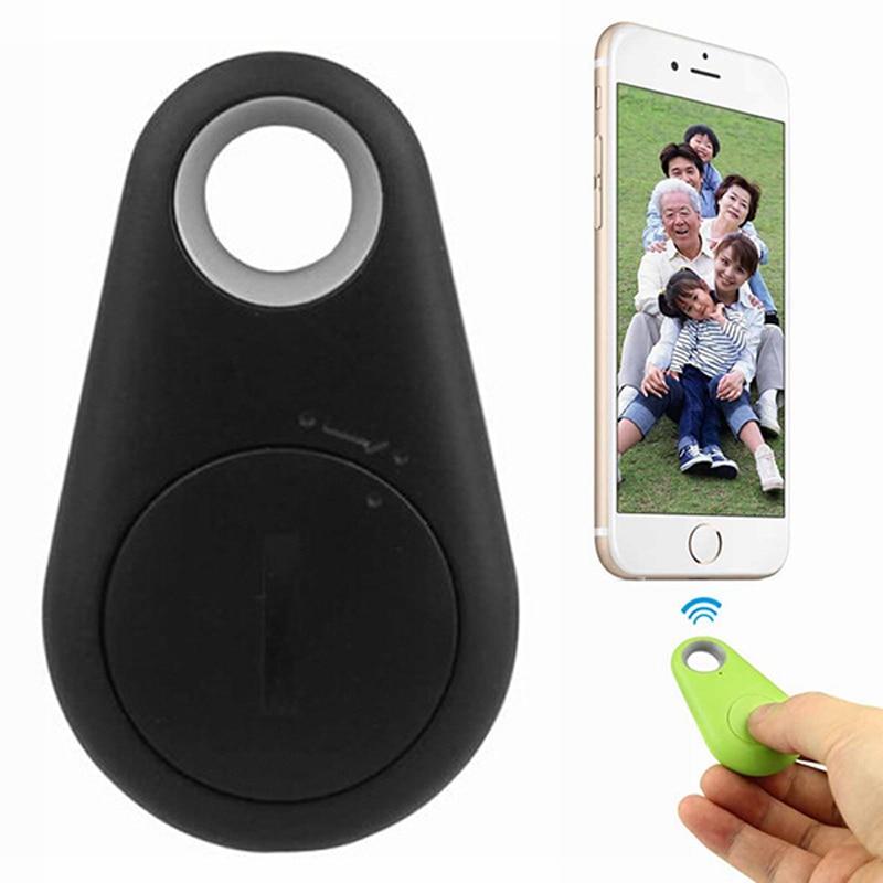 Smart Wireless Bluetooth Tracer 4 0 font b GPS b font Locator Alarm Mini Tag Anti