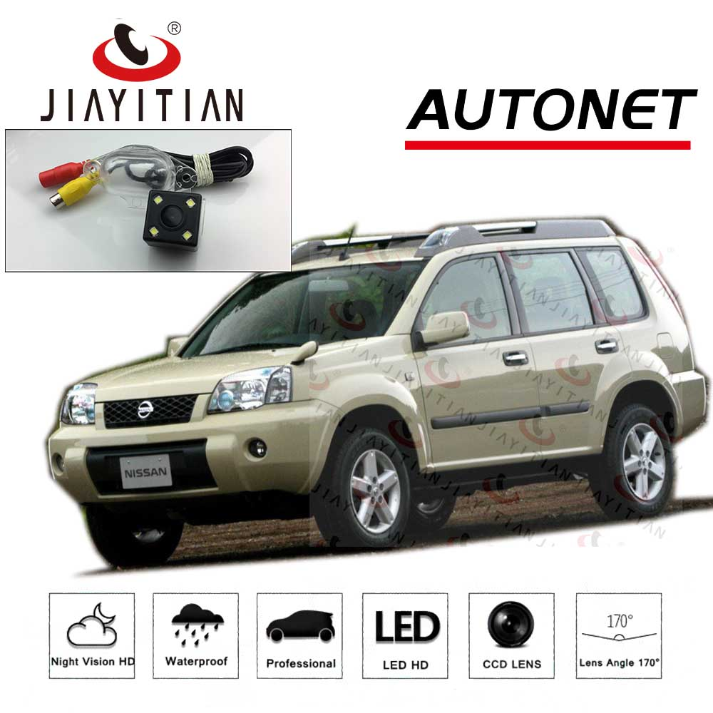 Rear View Camera For Nissan X-Trail XTrail 2001 2002 2003 2004 2005 2006 T30 Backup Camera/CCD Night Vision License Plate Camera