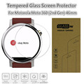 For MOTO360 2nd Gen Explosion-proof Tempered Glass Screen Protector Film For Motorola Moto 360 (2nd Gen) 46mm