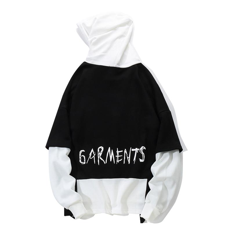 Novel ideas Men's Hoodies Sweatshirts Skateboard Men Woman Pullover Hoodie Clothing Pocket Print Hip Hop Tops Clothes US Size 74