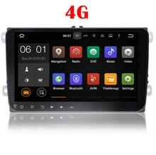 9 inch HD Quad Core Android 5.1 Car DVD player GPS for VW Volkswagen GOLF 5 Golf 6 POLO PASSAT SKODA CC JETTA TIGUAN TOURAN
