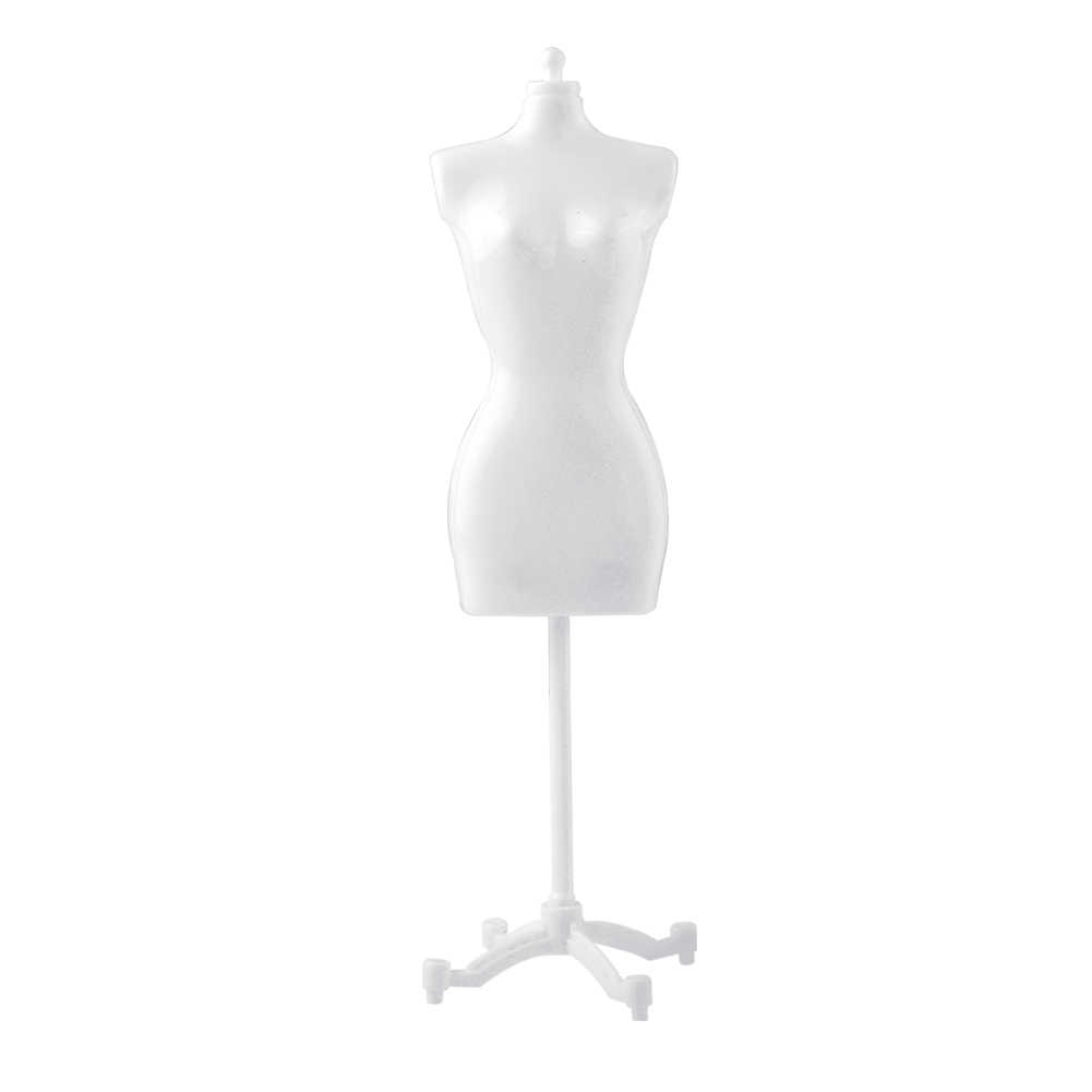 New dress form clothing clothes gown display mannequin model stand for doll
