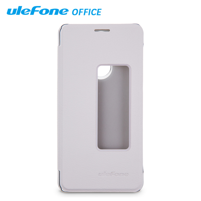 In Stock UleFone Tiger Flip Case High Quality Original Protector Leather Case For Ulefone Tiger Smartphone