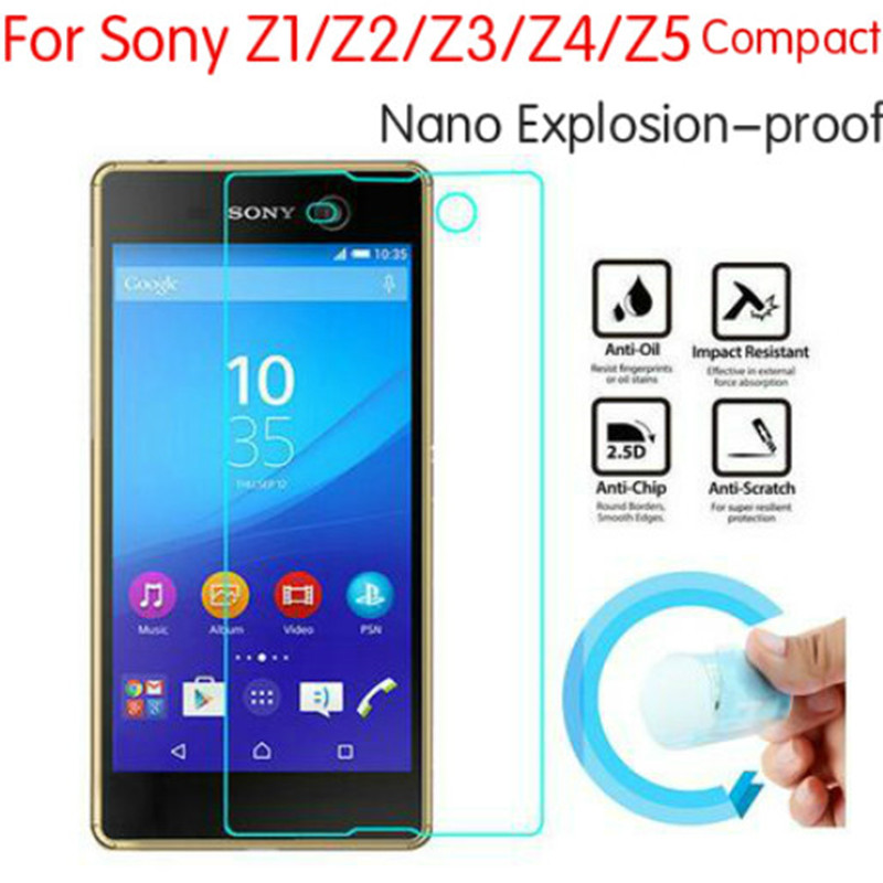 top 9 most popular sony xperia z1 compact glass protection