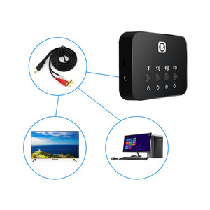 Image 4 - Dual Link Optical Transmitter Bluetooth v4.1 Multi pair 1 to 3 Mini for TV Wireless Music Audio Adapter for Headphones/Speakers