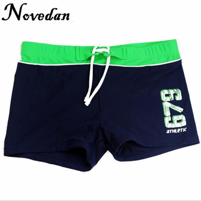 Shorts Clothing Trunks Beach-Swimwears Swimming Boys Kids Children Print Black Summer