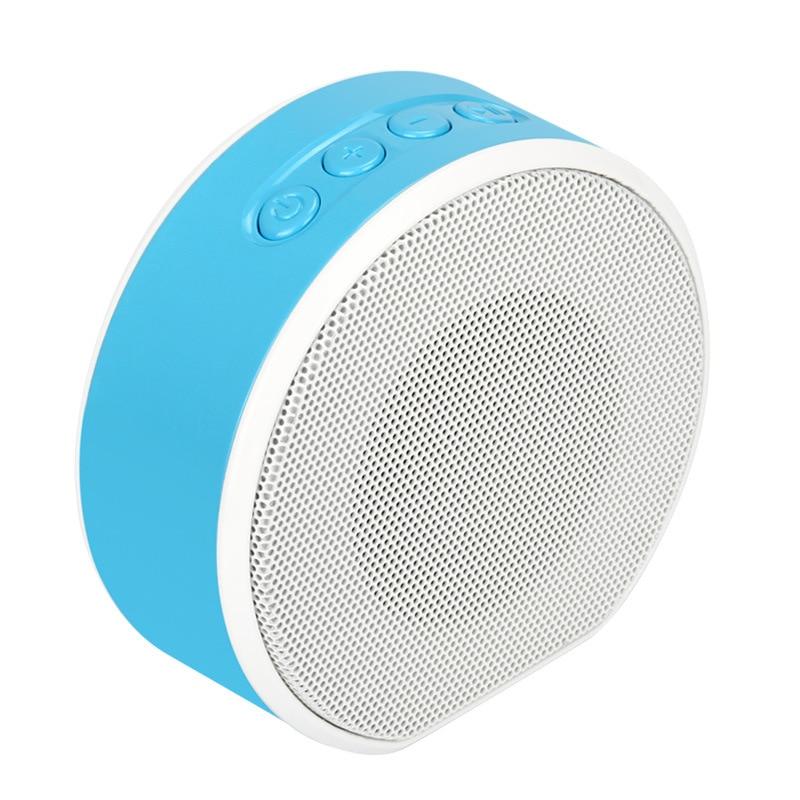 wireless bluetooth speaker metal mini portable subwoof sound with Mic TF card FM radio AUX MP3 music play loudspeaker