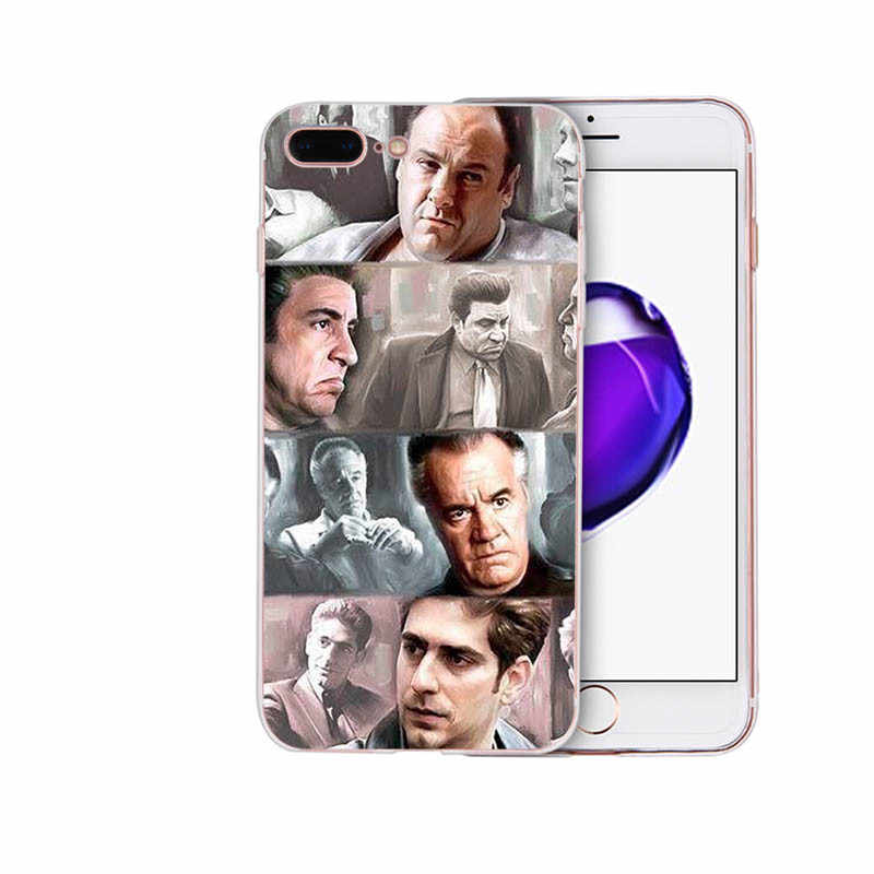 coque iphone 7 soprano