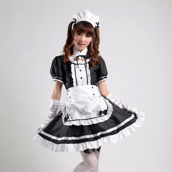 DB23978 sissy maid uniform-7