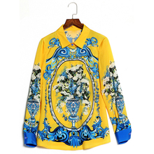 Designer HIGH Blouse Shirt