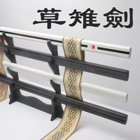 NARUTO Uchiha Sasuke Sword Anime Perimeter Cosplay Wooden Sword Weapon Cosplay Props 104 Cm Naruto Sasuke Shipping Free