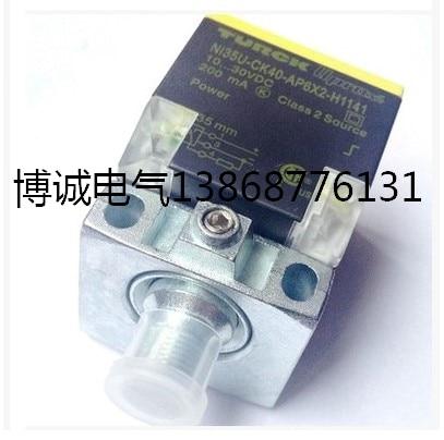 New original BI15-CK40-LIU-H1141 Warranty For Two Year bi15 ck40 liu h1141 proximity switch sensor 100% new high quality warranty for one year