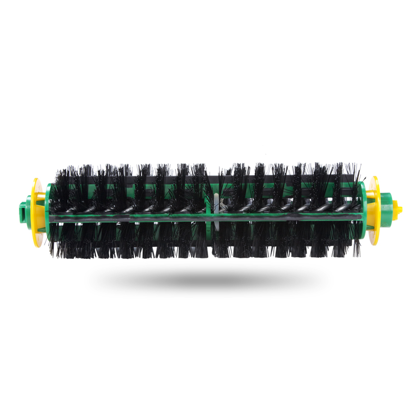 Bristle Brush Accessories For iRobot Roomba 500 Series 510 530 535 540 550 560 570 580 Robotic Vacuum Cleaner Parts New bristle and flexible beater brush side brush for irobot roomba 500 series 510 520 530 540 550 551 560 570 580