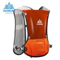 AONIJIE E913S 5L Trail Running Hydration Backpack Rucksack Bag Vest Harness Water Bladder Hiking Running Marathon Race Sports
