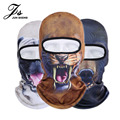 Cycling Ski Mask Motorcycle Bicycle Protection Mask Cartoon Mask Outdoor Windproof Movement Mask Balaclava