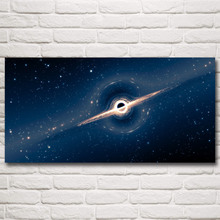 Science Fiction Space Black Holes Stars Universe Art Silk Poster Prints Home Decor Pictures 12×24 15×30 20×40 Inch Free Shipping