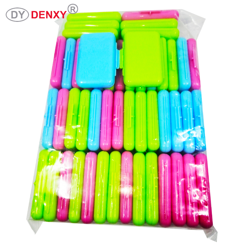 Denxy Brand 100 Boxes pack Orthodontic Ortho Wax Teeth Tooth Whitening Dental Oral Care For Braces