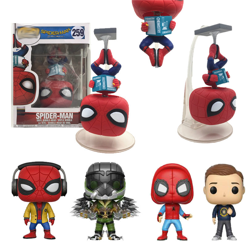 pop-action-spider-man-figurine-model-vulture-peter-parker-spiderman-homecoming-marvel-font-b-avengers-b-font-superhero-collectibles-gift-toys